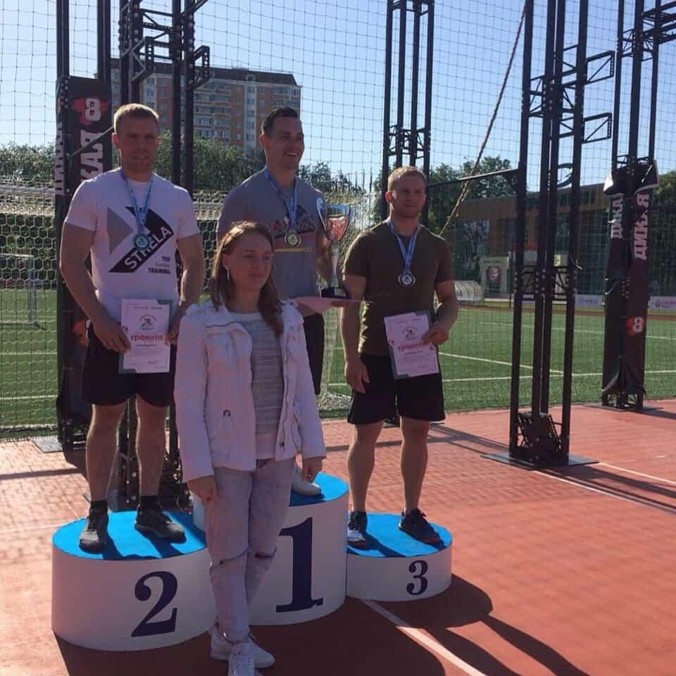 Победители Кубка Москвы по функциональному многоборью