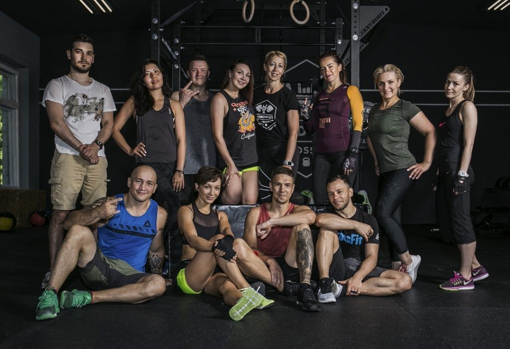 В Москве открылся новый кроссфит-клуб Nord West