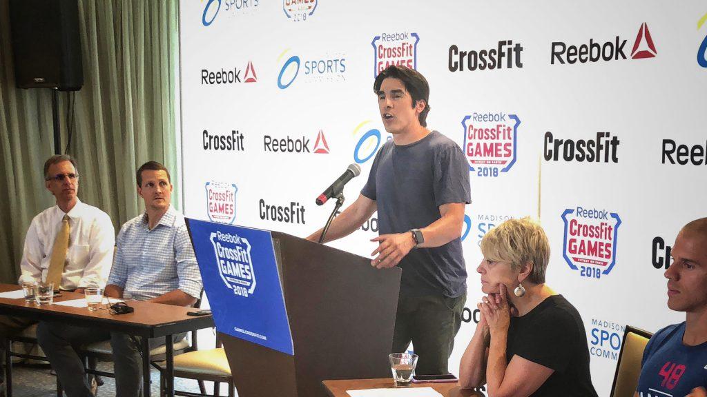 CrossFit Games будут базироваться в Мэдисоне до 2021 года