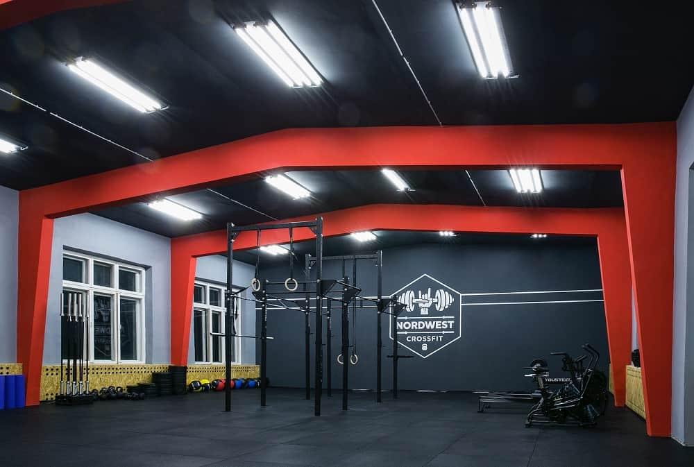 В Москве открылся новый кроссфит-зал CrossFit Nord West