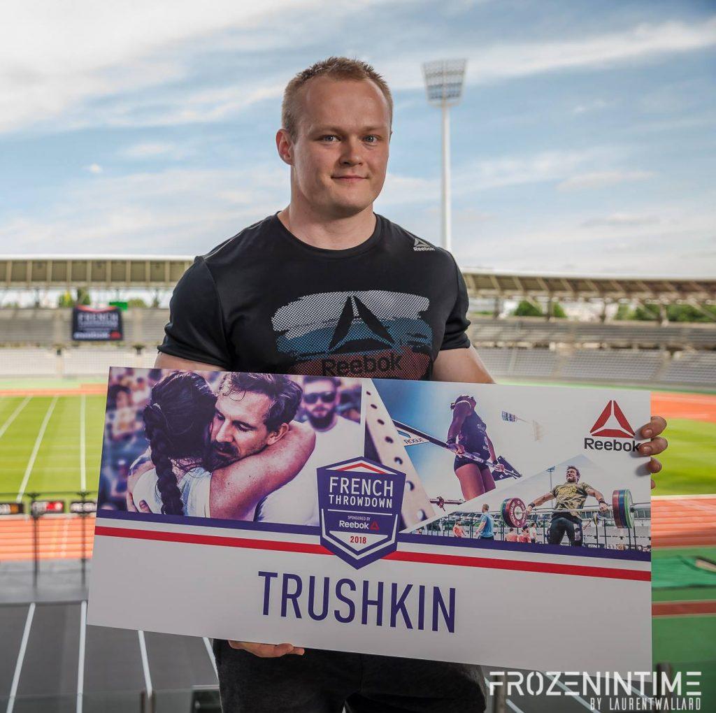 Дмитрий Трушкин French Throwdown-2018