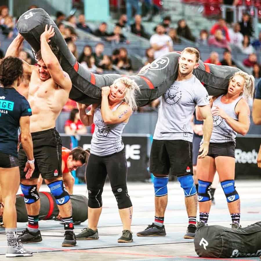 Команда CrossFit PBM из Merіdian Region поедет на Игры вместо дисквалифицированных атлетов