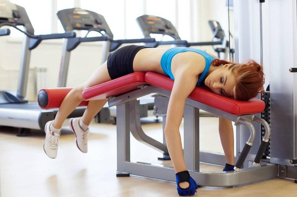 Отдых важная составляющая роста мышц