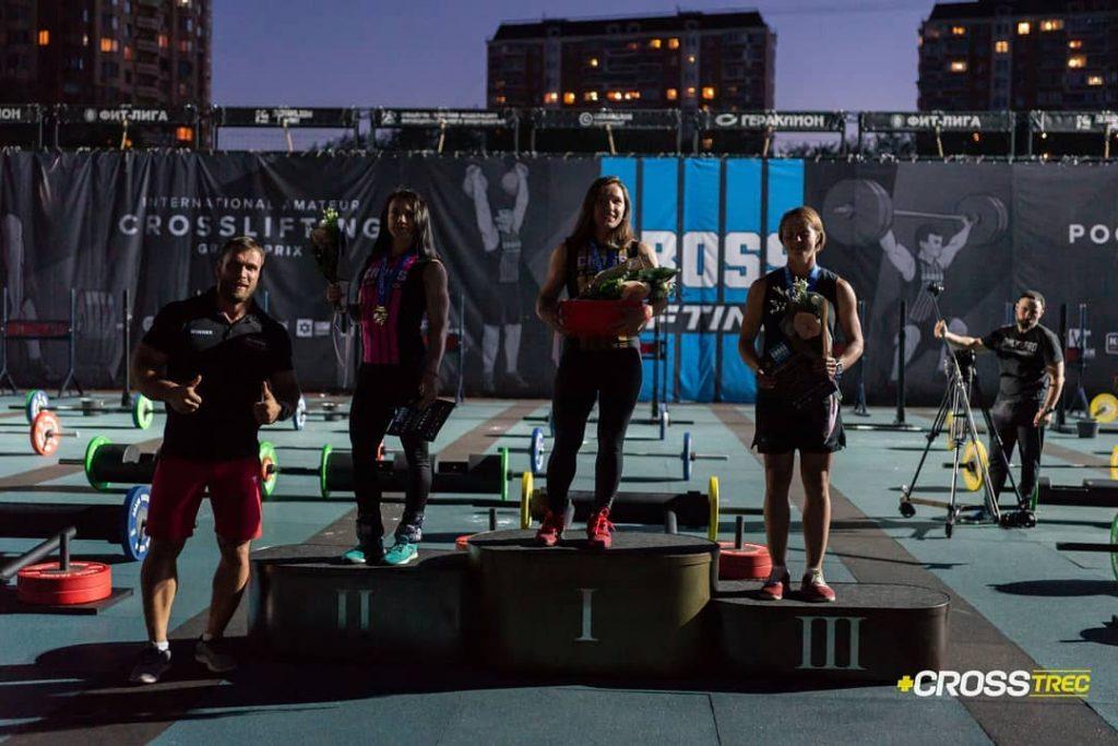Crosslifting Grand Prix-65kg