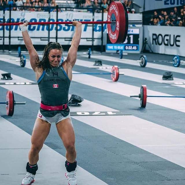 Камилла Леблан-Базине выступит на тяжелоатлетическом турнире