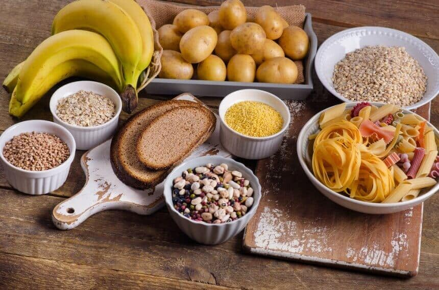 Углеводы в меню правильного питания