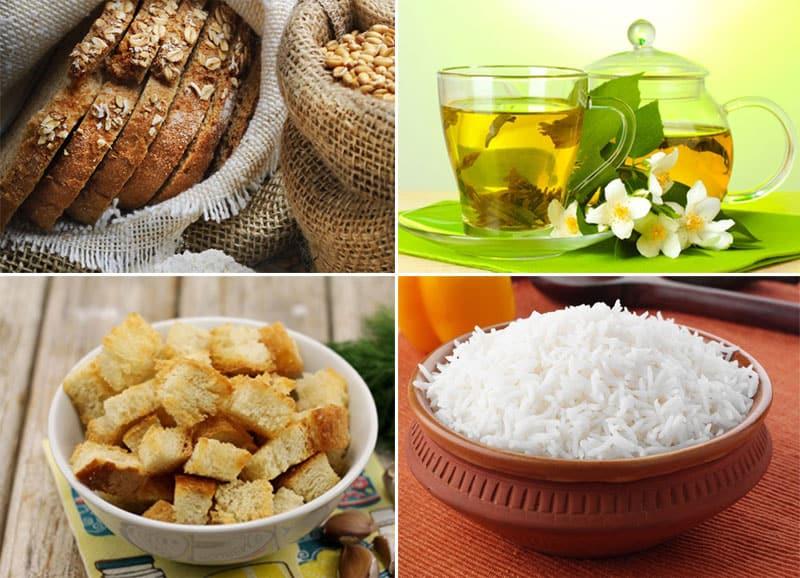 Какие продукты можно есть на китайской диете?