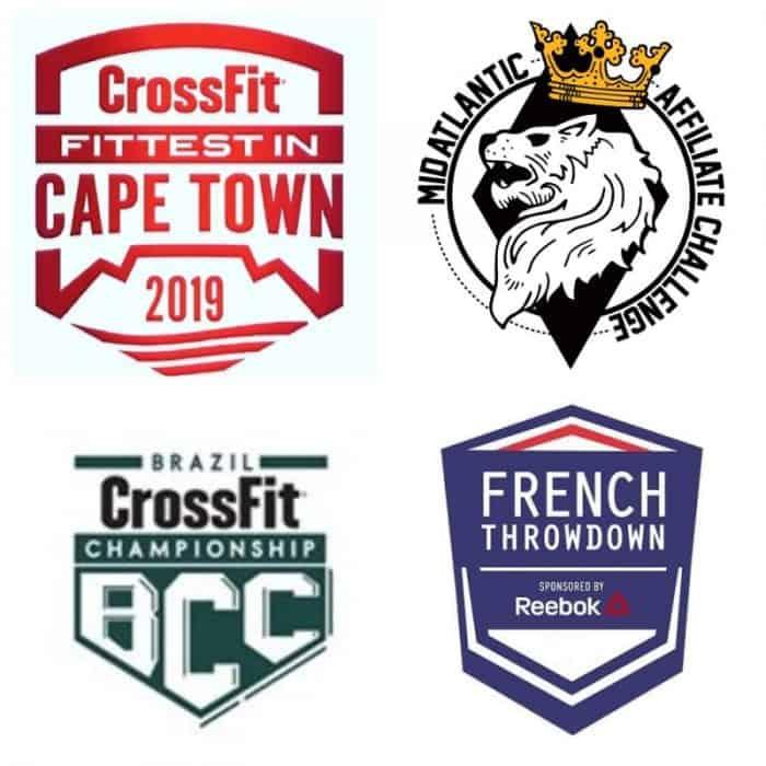 Отборочные турниры на CrossFit Games 2019