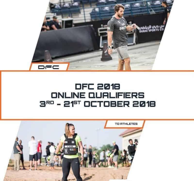 Открыта регистрация на Dubai CrossFit Championship 2018
