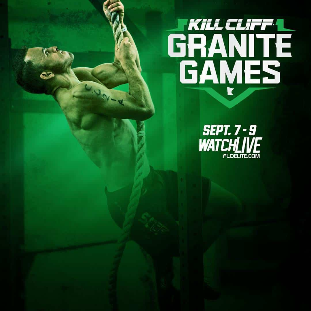 Kill Cliff Granite Games 2018