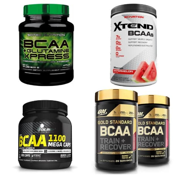 BCAA или БЦАА