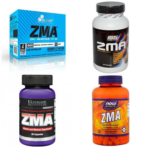 ZMA-комплексы
