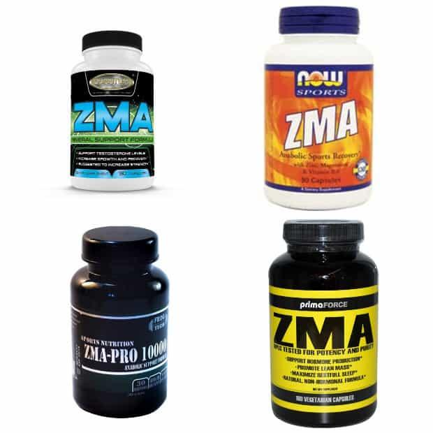 Витамины ZMA