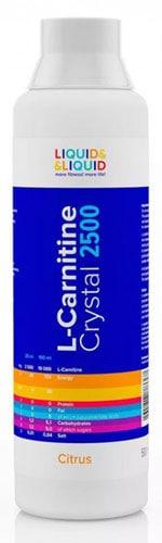 Л-карнитин в бутылке