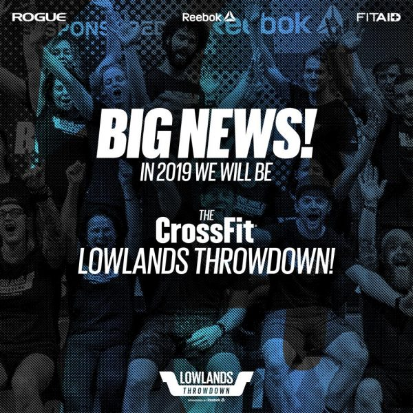 CrossFit Lowlands Throwdown