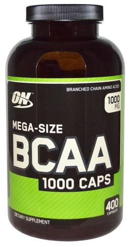 БЦАА Mega size