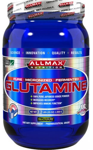 Pure Micronized Fremented Glutamine
