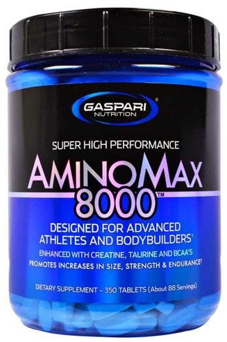 Aminomax 8000 от Gaspari Nutrition