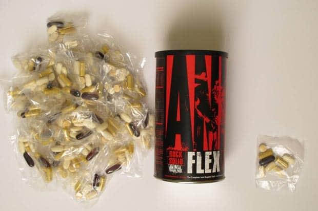 Animal flex от Universal Nutrition