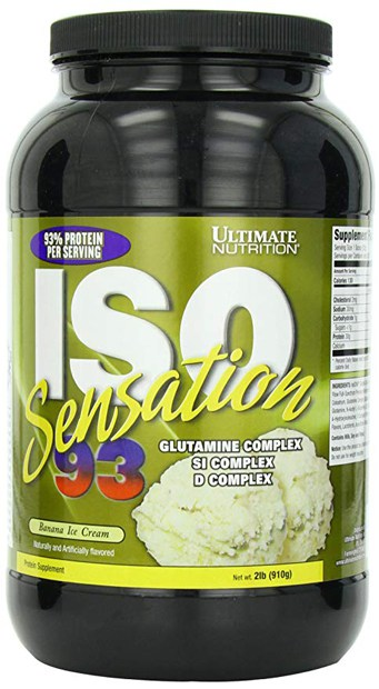 ISO Sensation Banana