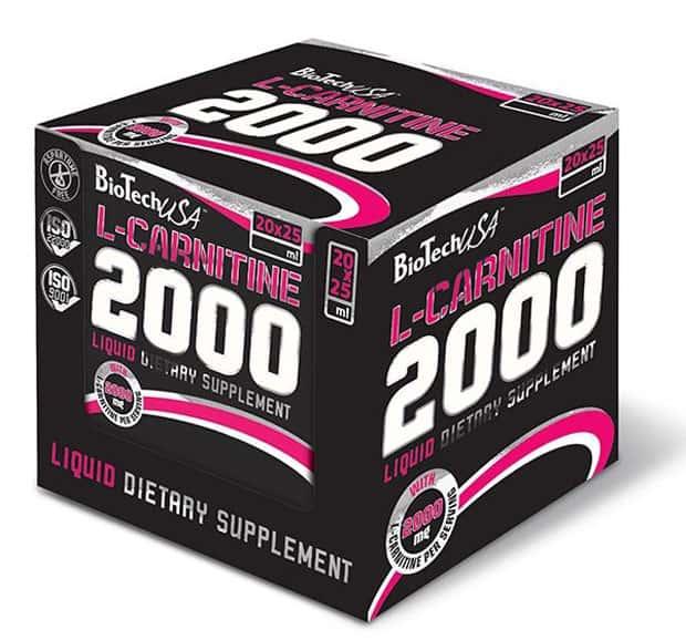 Л-карнитин 2000 от компании BioTech