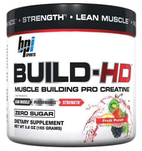 Build-HD от BPI Sports