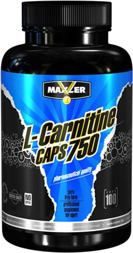 Л-карнитин от Maxler