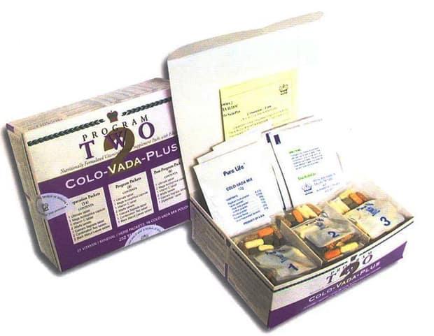 Упаковка Коло-Вады