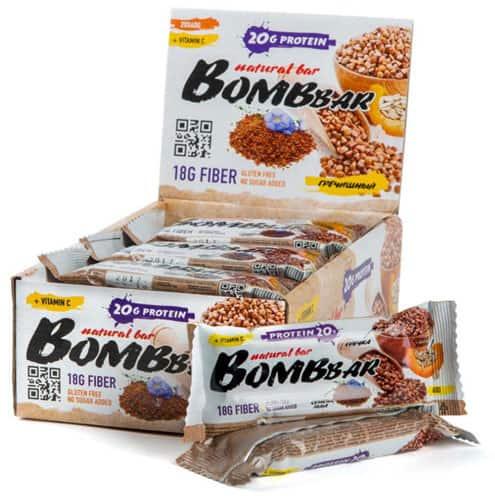 Bombbar со вкусом гречки