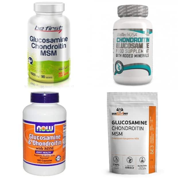 Хондроитин глюкозамин