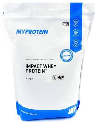 Протеиновый коктейль MyProtein