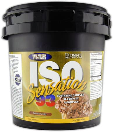 ISO Sensation Chocolate