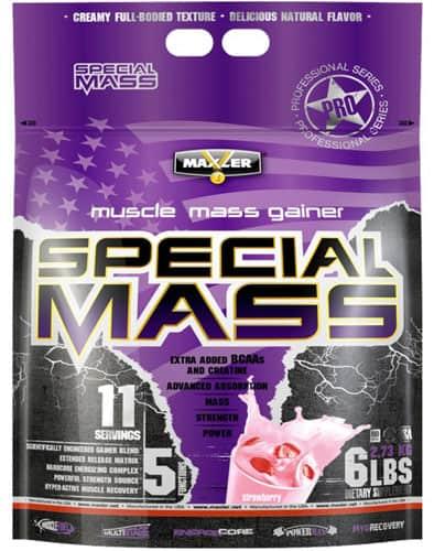 Special Mass со вкусом клубники