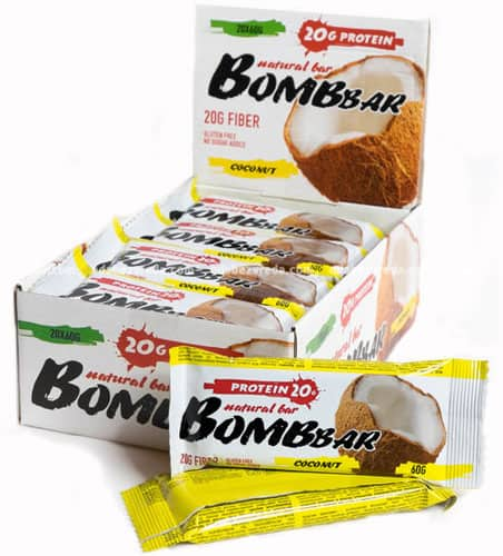 Bombbar со вкусом кокоса