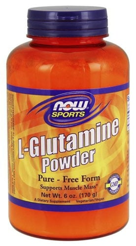 L-Glutamine Powder от NOW Sports