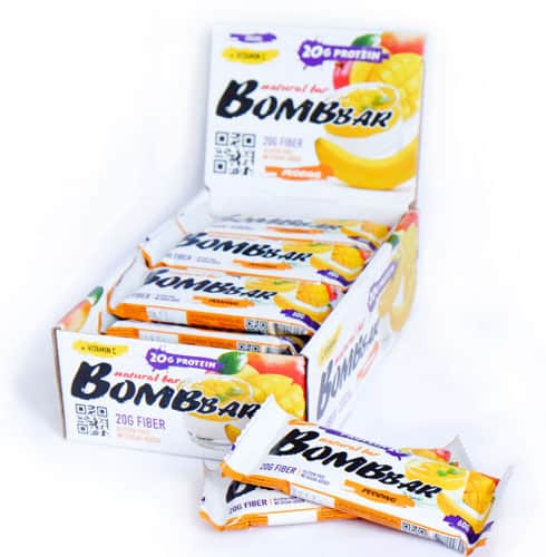 Bombbar со вкусом манго и банана