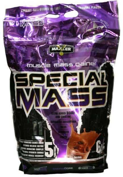 Шоколадный maxler special mass gainer