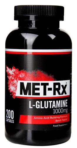 L-Glutamine от MET-Rx
