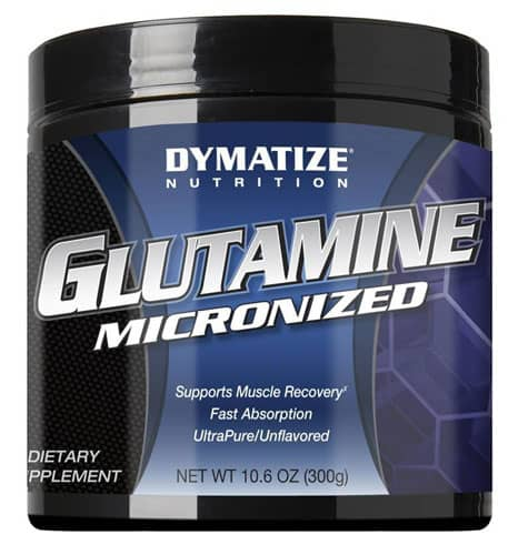 Micronized Glutamine от Dymatize