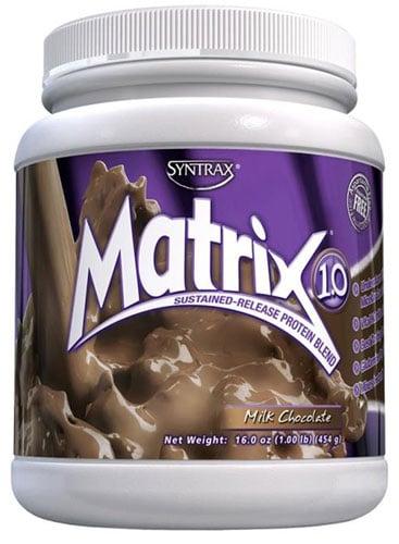 Матрикс со вкусом молочного шоколада