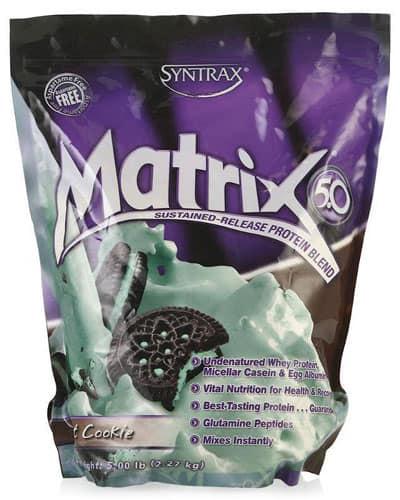 Матрикс со вкусом мятного печенья