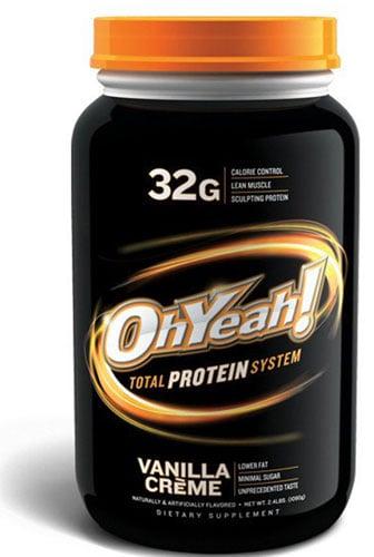 БАД с протеином от Oh Yeah Nutrition