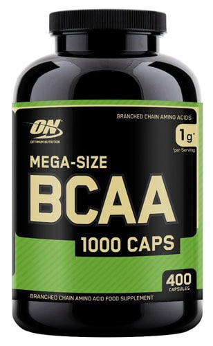 Капсулы bcaa от Optimum Nutrition