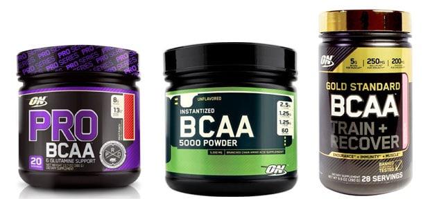 Три BCAA от Olimpic Nutrition