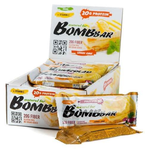 Bombbar со вкусом лимонного пирога