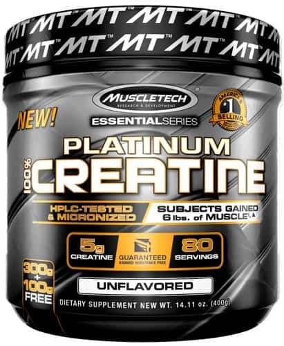 Platinum Creatine