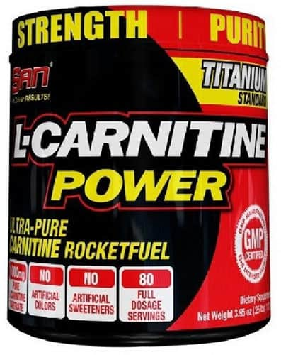 Порошок Carnitine Power