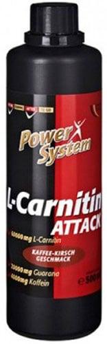 Жидкий карнитин от Power System