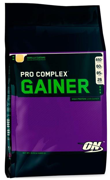 Pro Complex Gainer со вкусом ванили