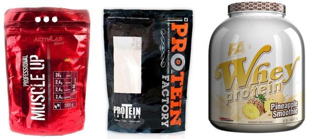 Одни из самых дешевых протеинов